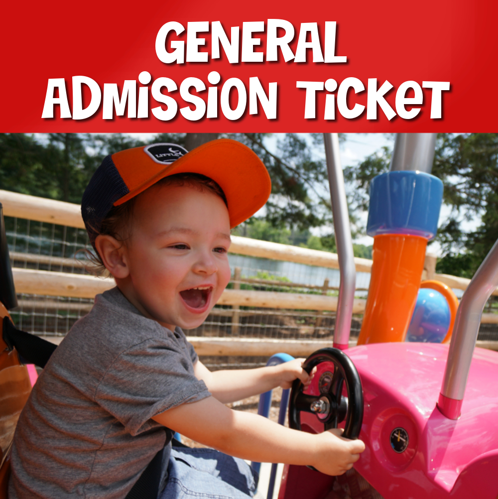 2020/2021 General Admission Ticket